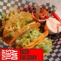Every Tuesday - Taco Tuesday