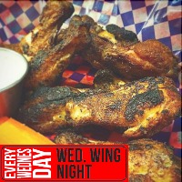 Every Wednesday - Wing NIght